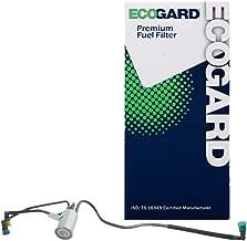 ECOGARD XF55529 Engine Fuel Filter - Premium Replacement Fits Dodge Grand Caravan, Caravan/Chrysler Town & Country, Voyager