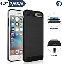 Qi Wireless Charging Case for iPhone 7 6 6S (4.7