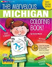 The Marvelous Michigan Coloring Book! (Michigan Experience)