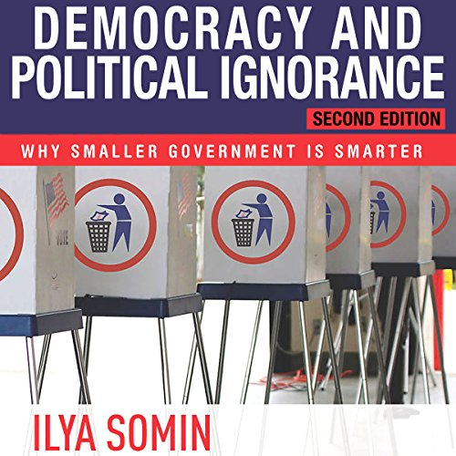 Democracy and Political Ignorance audiobook cover art