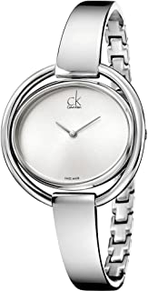 Women's Analogue Quartz Wrist Watch Made of Stainless Steel, K4F2N116