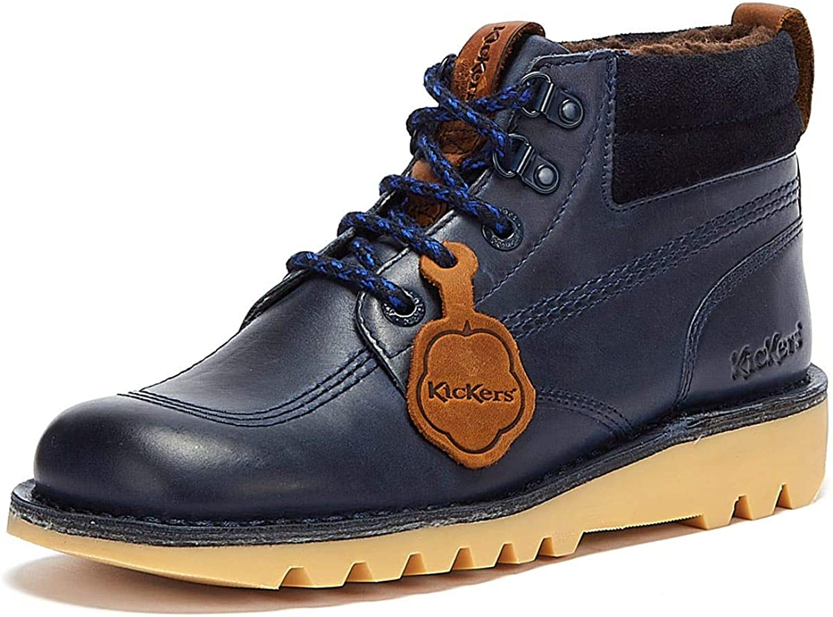 Kickers Men's Classic Boots Oklahoma City Mall Special Campaign Ankle