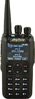 Anytone AT-D878UV PLUS DMR Dualband con Bluetooth PTT
