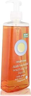 Waitrose Essential Ginger & Lime Washing Up Liquid - 500 ml
