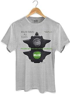 Camiseta Miles Davis Walkin´