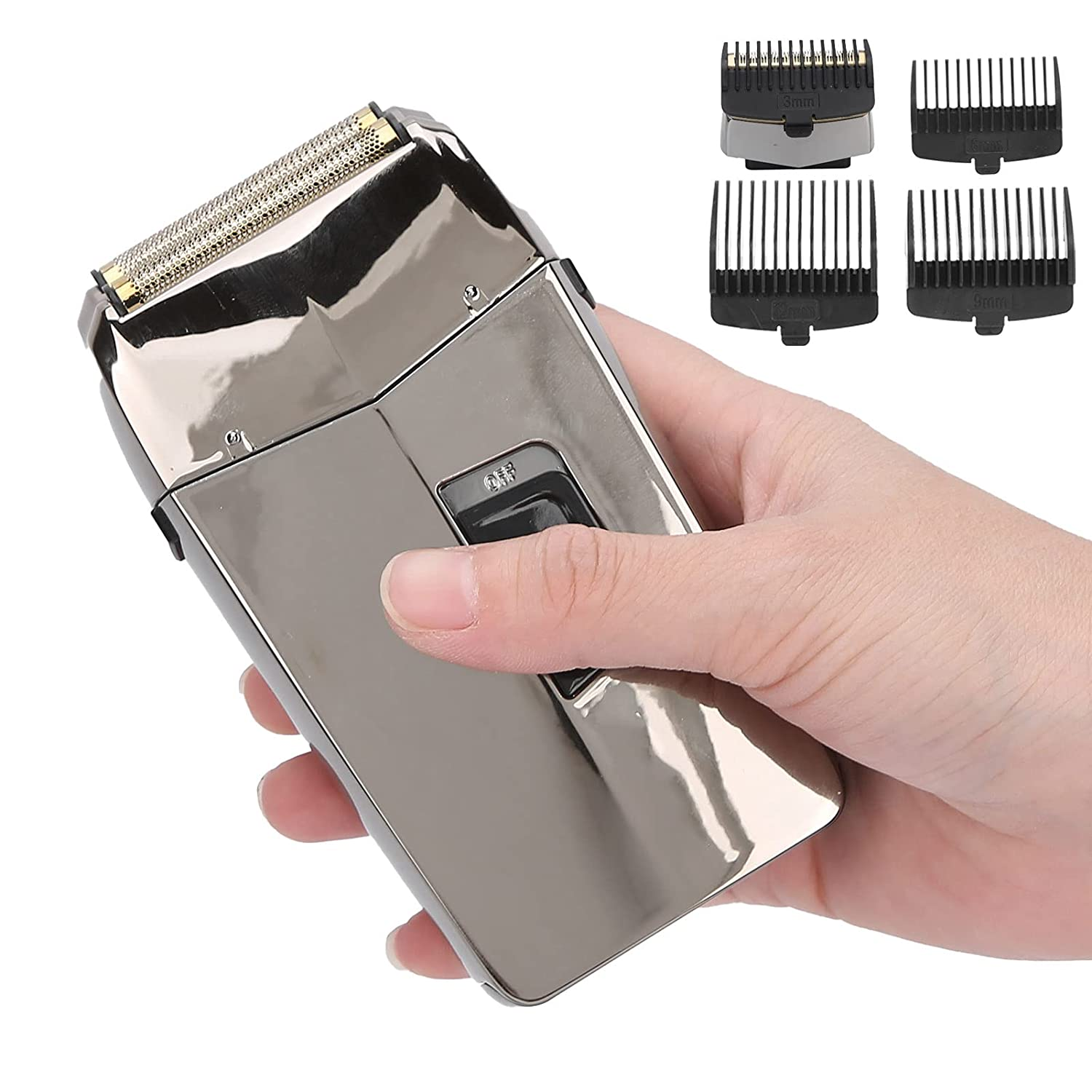 Head Shaver Professional USB Fees free!! Waterproof Charging Electric Durab Max 84% OFF