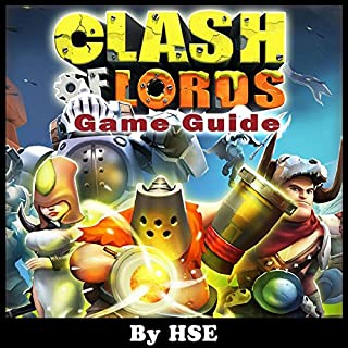 Clash of Lords 2 Game Guide audiobook cover art