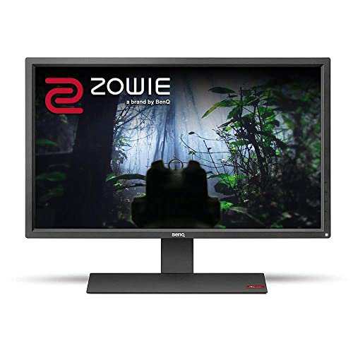 BenQ ZOWIE RL2755 27 inch 1080p Gaming Monitor | 1ms 75Hz | Black Equalizer & Color Vibrance for Competitive Edge