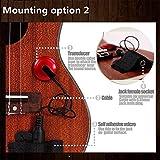 Immagine 2 contatto microfono pickup piezo violino