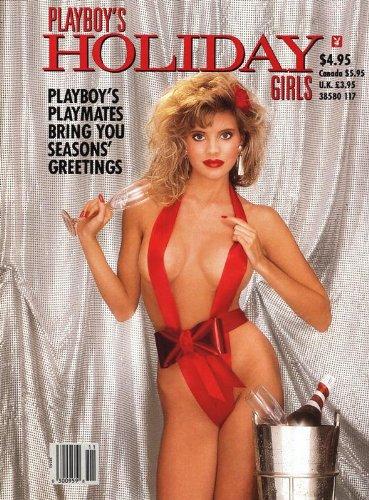 Playboy's HOLIDAY GIRLS Special Edition Magazine, November 1987 b...