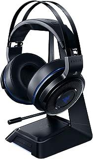 Razer Thresher Ultimate Dolby - Auriculares inalámbricos con sonido envolvente 7.1, para PlayStation 4