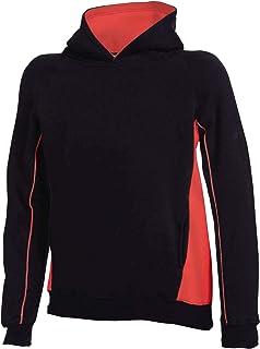 Finden & Hales Kids Pullover Hooded Sweatshirt/Hoodie