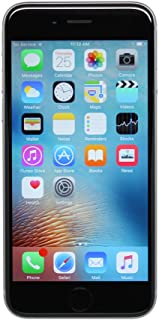 Apple iPhone 6S Plus, 16GB, Space Gray - For AT&T / T-Mobile (Renewed)