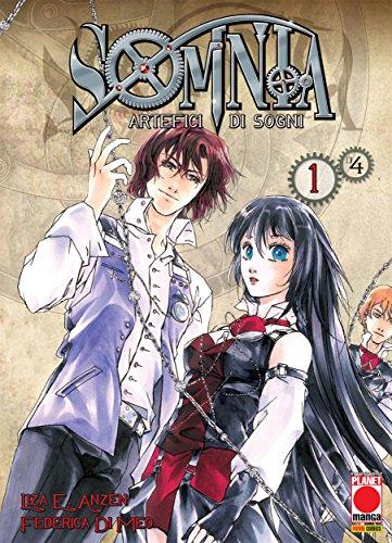 Somnia. Artefici di sogni 1 (Manga) (Italian Edition)