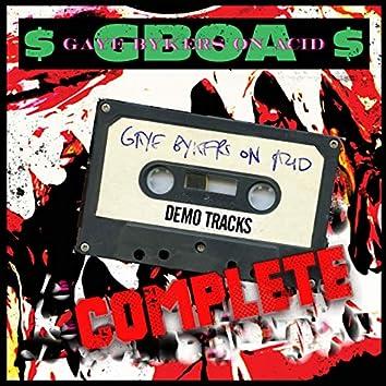 GBOA Complete Demo Tracks
