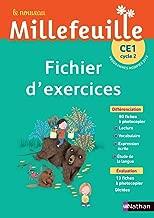 Nouveau Millefeuille Fichier a Photocopier CE1 2019