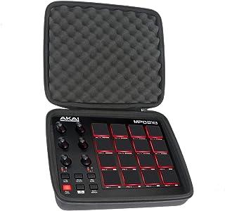 co2crea Hard Travel Case for Akai Professional MPD218   MIDI Drum Pad Controller