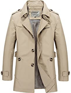 37ffcf3e7 Amazon.com: Beige Men's Wool Jackets & Coats