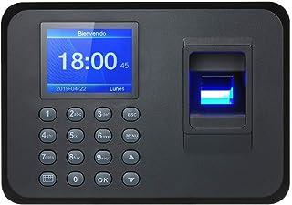 "YOMYM biometric Fingerprint Detector That Stores 1000 Fingerprints, 2.4"" Color Screen, Output/Load Data via USB Flash Drive"