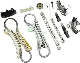 MOCA Timing Chain Kit for 1997-2010 Ford Explorer Mustang Ranger & Mazda B4000 & Mercury Mountaineer 4.0L SOHC V6 12V E K Vin