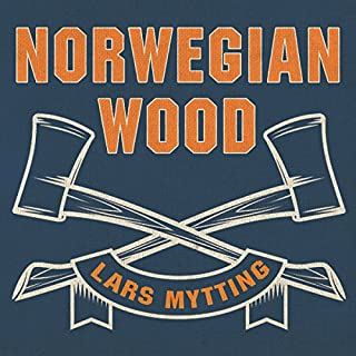 Norwegian Wood audiobook cover art