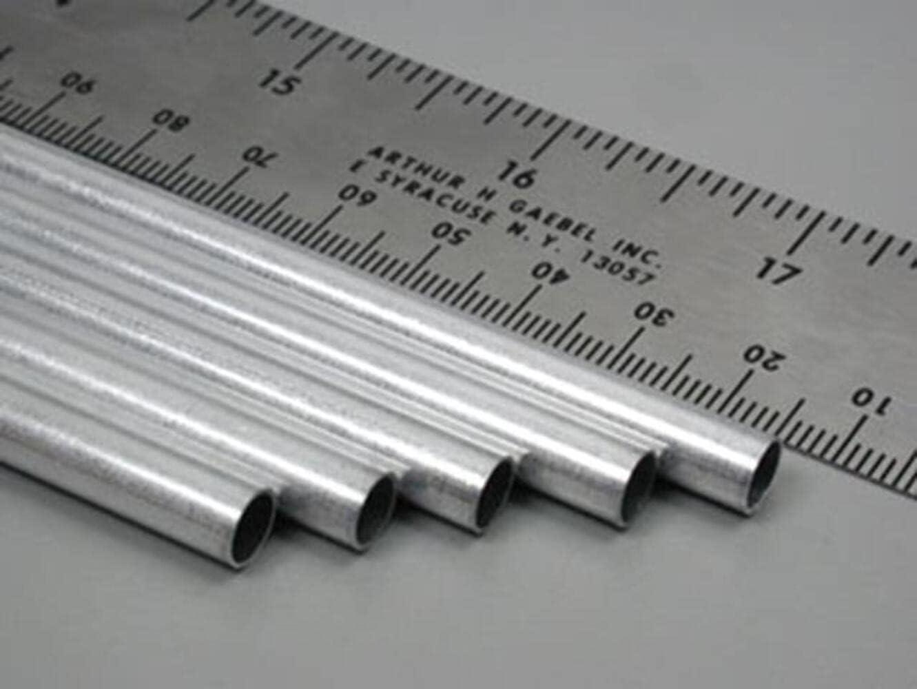 K  S PRECISION METALS 1113 1/4x36 RND ALU Tube, Pack of 1