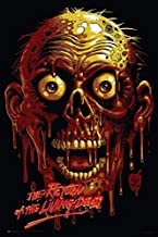 Return of the Living Dead Tarman Movie Poster - Officially Licensed