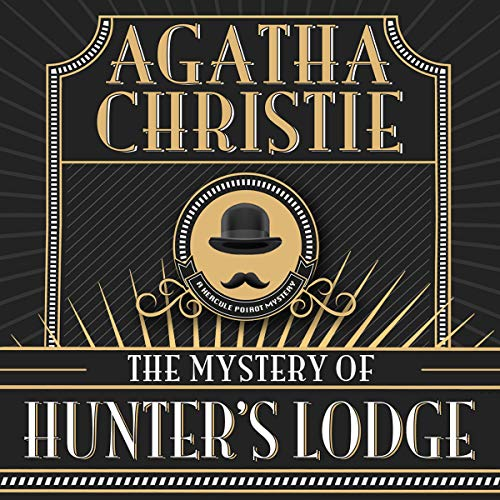 The Mystery of Hunter's Lodge cover art