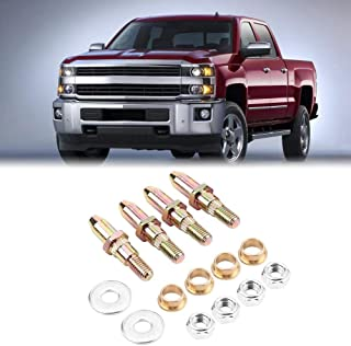 The Alley - Door Hinge Pin Pins Bushing Repair Kit for Chevy GMC Fullsize Truck SUV Thermal Conductivity Car Accessories Tools