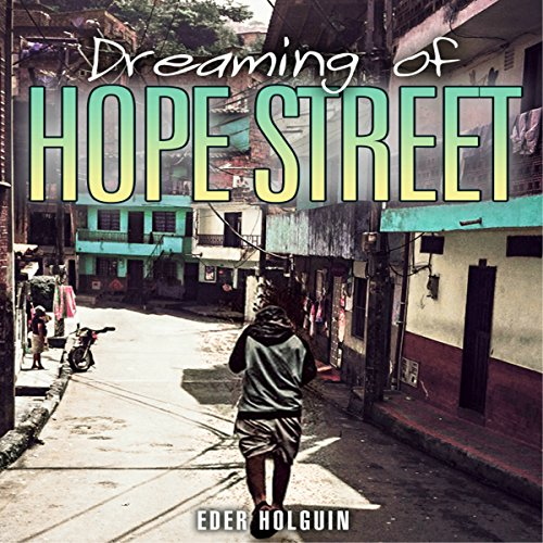 Dreaming of Hope Street  By  cover art