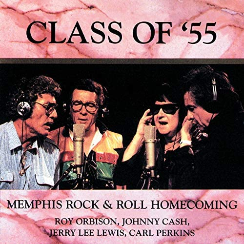 Roy Orbison, Johnny Cash, Jerry Lee Lewis & Carl Perkins