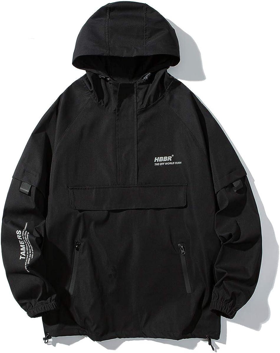 Seidarise Men's Hoodie Sweatshirt Hip Hop Pullover Street wear Casual Fashion Clothes