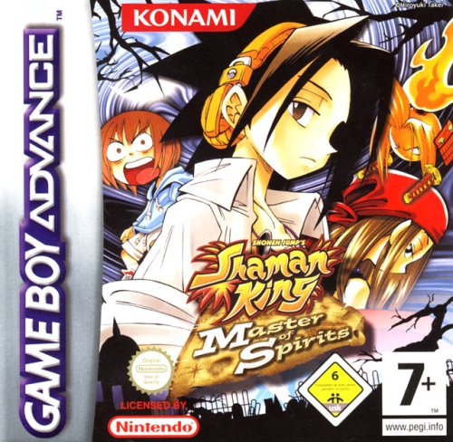 Shaman King - Master of Spirits (für GameBoy Advance)