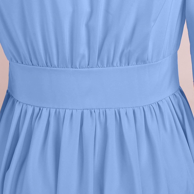 Fake 2 Piece Set Dresses for Women Summer Tank Dress Sunflower Graphic Beach Sundress Sleeveless O Neck Midi Skirt