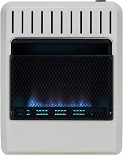 Avenger, Dual Fuel Vent Free Blue Flame Heater - 30,000 BTU