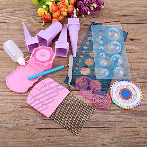 YIHEXUANkeji YIHEXUANkeji - Kit de herramientas de recambio de papel para manualidades