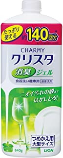 CHARMY(チャーミー) クリスタ 消臭ジェル つめかえ用 大型サイズ 840g ×20個セット