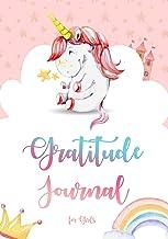 Gratitude Journal for Girls: Unicorn Gratitude Journal for Kids,Kids Gratitude Journal,Gratitude book for Children,Gratitude Journal with prompts & Doodling,Drawing,coloring (Unicorn for Girls)