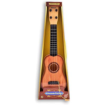 Funkey™ Guitar Toys for Kids 4-String Acoustic Guitar Musical Instrument Learning Toy for Kids ( 17 Inches )
