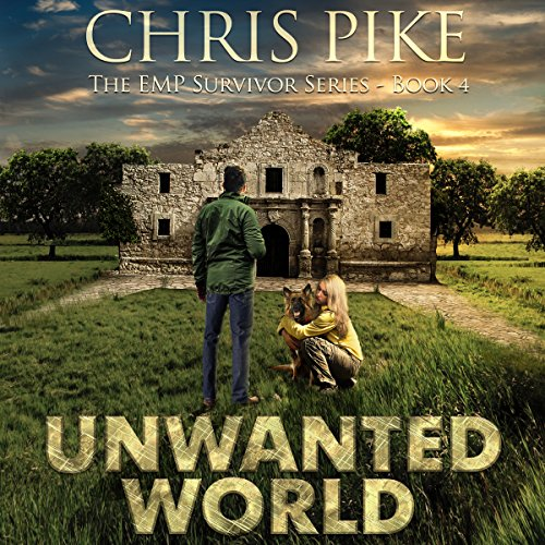 Unwanted World audiobook cover art