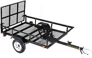 - North Star Trailer Sportstar I Utility Trailer Kit - 4ft. x 6ft.