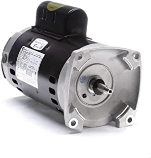 Pool Pump Motor, 2 Horsepower, 3450 RPM, 230VAC