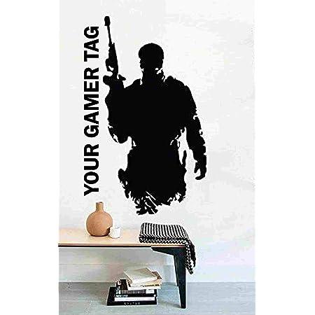 The Rifles vinyl sticker personalised free
