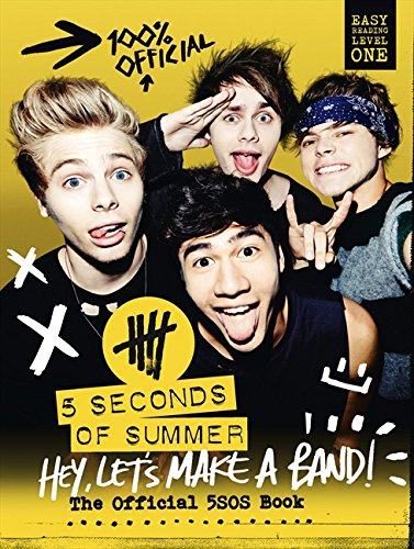 5 Seconds Of Summer: The Official 5SOS Book