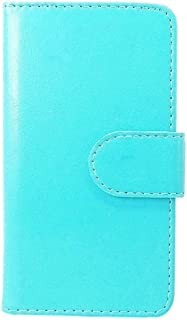 SZJCKJ Shell for Easyfone Prime A5, Slim Synthetic Leather Folio Stand Cover with Card Slots Magnetic Case for Easyfone Pr...