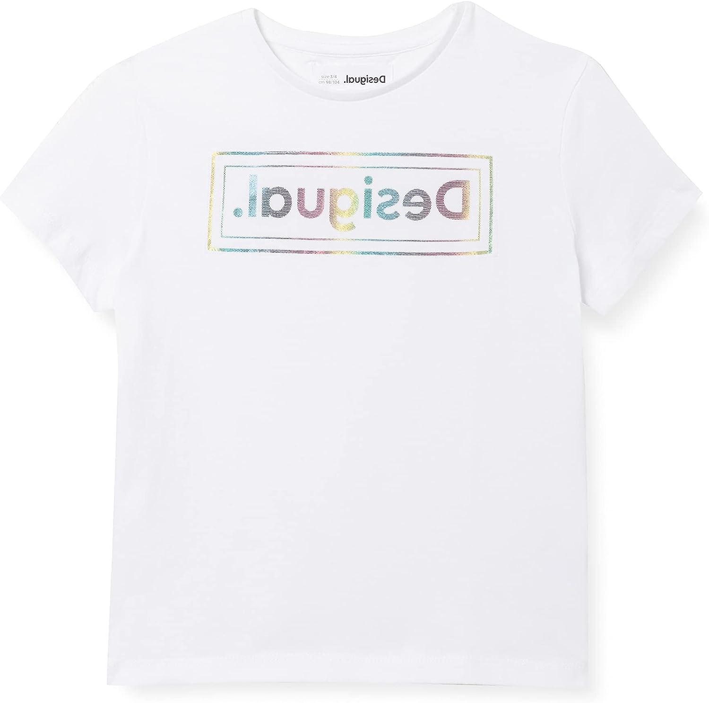 Desigual TS_Milan Camiseta para Niñas