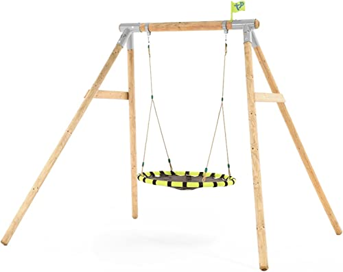 TP Himalayan boisen Swing Set With Giant Nest Swing