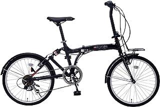 FORTINA FT-2006 20インチ 折りたたみ自転車 6段変速