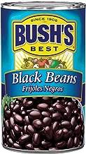 Bush's Best Black Beans, 39 oz (6 cans)