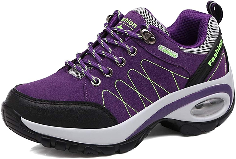 Trekking Hiking shoes Women Comfortable Shockproof Walking Climbing Boots